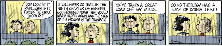 Sound Theology, by Charles Schultz
